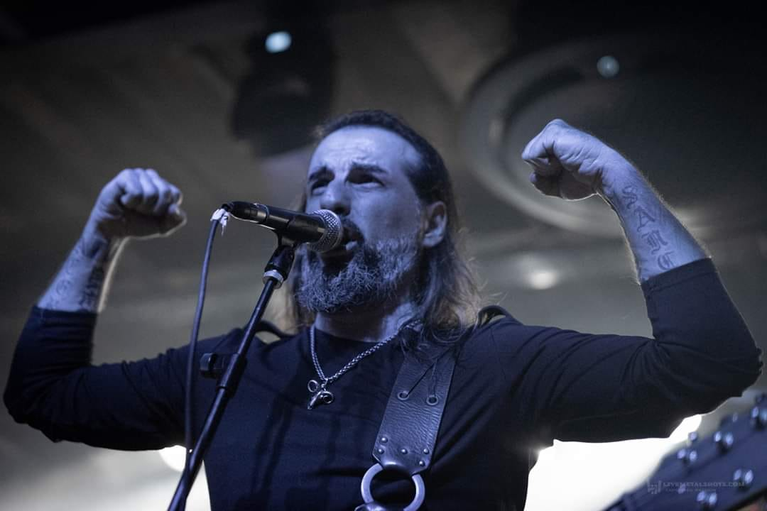New Video: Sakis Tolis from ROTTING CHRIST records his first solo album!!
