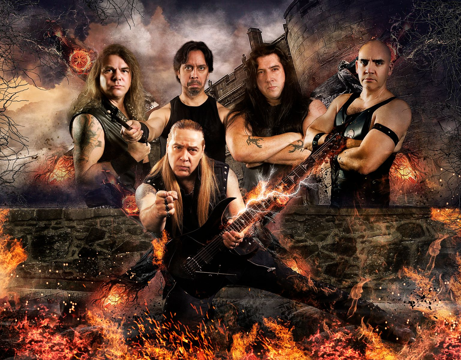 "FEANOR: Ανακοίνωσαν την κυκλοφορία του ψηφιακού τους EP ""Boundless I Am Free""."