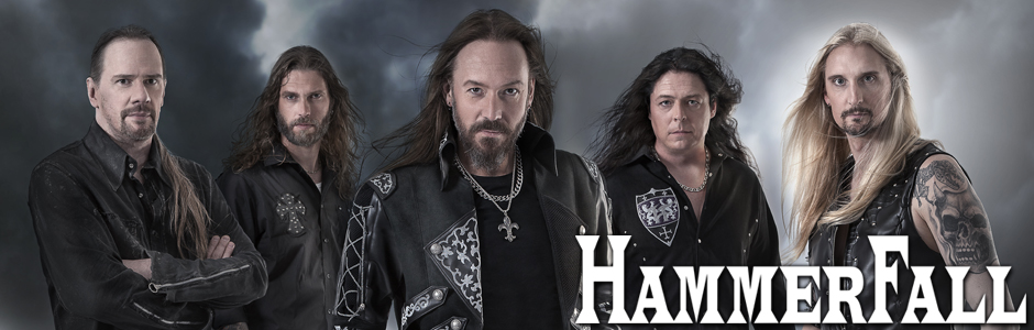"""HAMMERFALL started pre-order for """"Renegade 2.0"""" anniversary edition and released remixed version of classic """"Templars Of Steel""""!"""