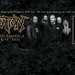 "SUFFOCATION Announce New Live Album ""Live In North America""."