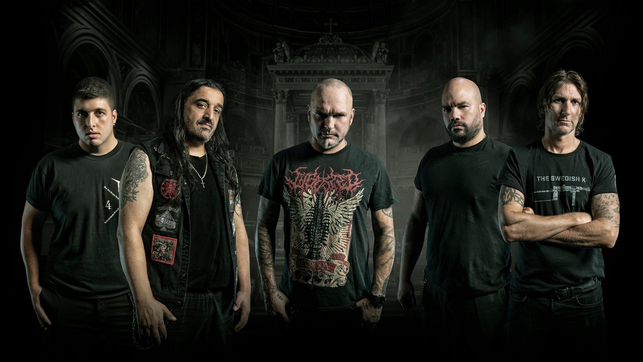 Οι NIGHTRAGE ανακοίνωσαν τις λεπτομέρειες τους νέου τους δίσκου «Abyss Rising».