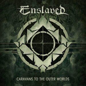 Enslaved – Caravans To The Outer Worlds – Artwork