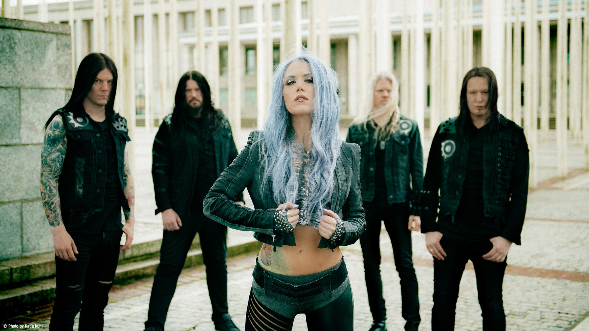 """ARCH ENEMY: New Song And New Video For """"Deceiver, Deceiver""""!"""