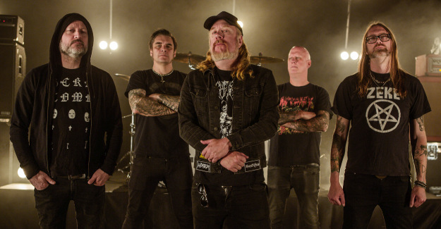 THE LURKING FEAR Released A New Furious Single!