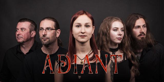 "ADIANT: Ντεμπούτο 'Αλμπουμ Με Τίτλο ""Killing Dreams""  Στις 19 Νοεμβρίου!"